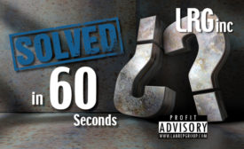 Solved in 60 Seconds LOGO