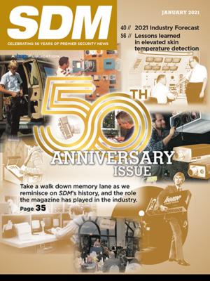 SDM January 2021 Cover