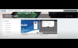 Alula Pro Training Portal