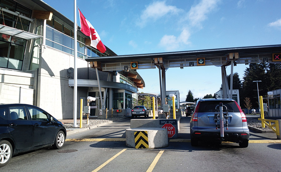 Upgraded Screening Measures Result  In More Arrests at Border