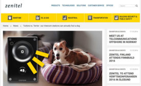Turbine Video Station Passes Terrier Test