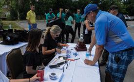 IAHSS Annual Golf Tournament Raises Big Funds for Cancer Centre