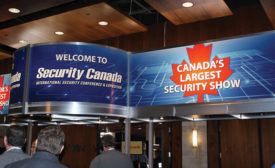 professional security trade show in Toronto