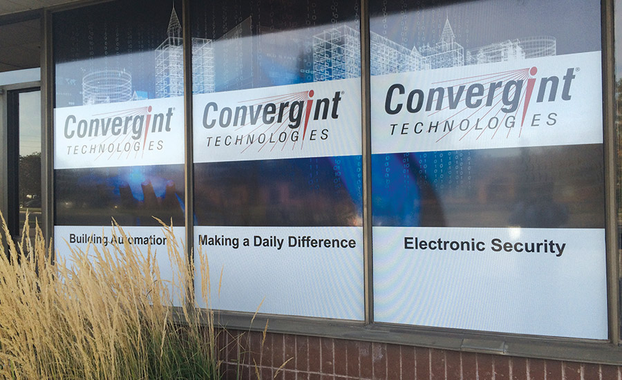 Convergint is making a foray into building automation