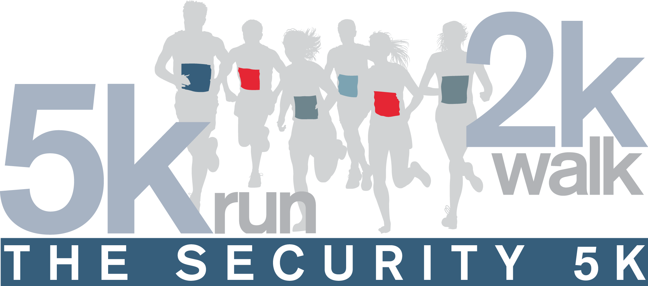 New Security Virtual 5K logo