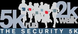 New Security Virtual 5K logo