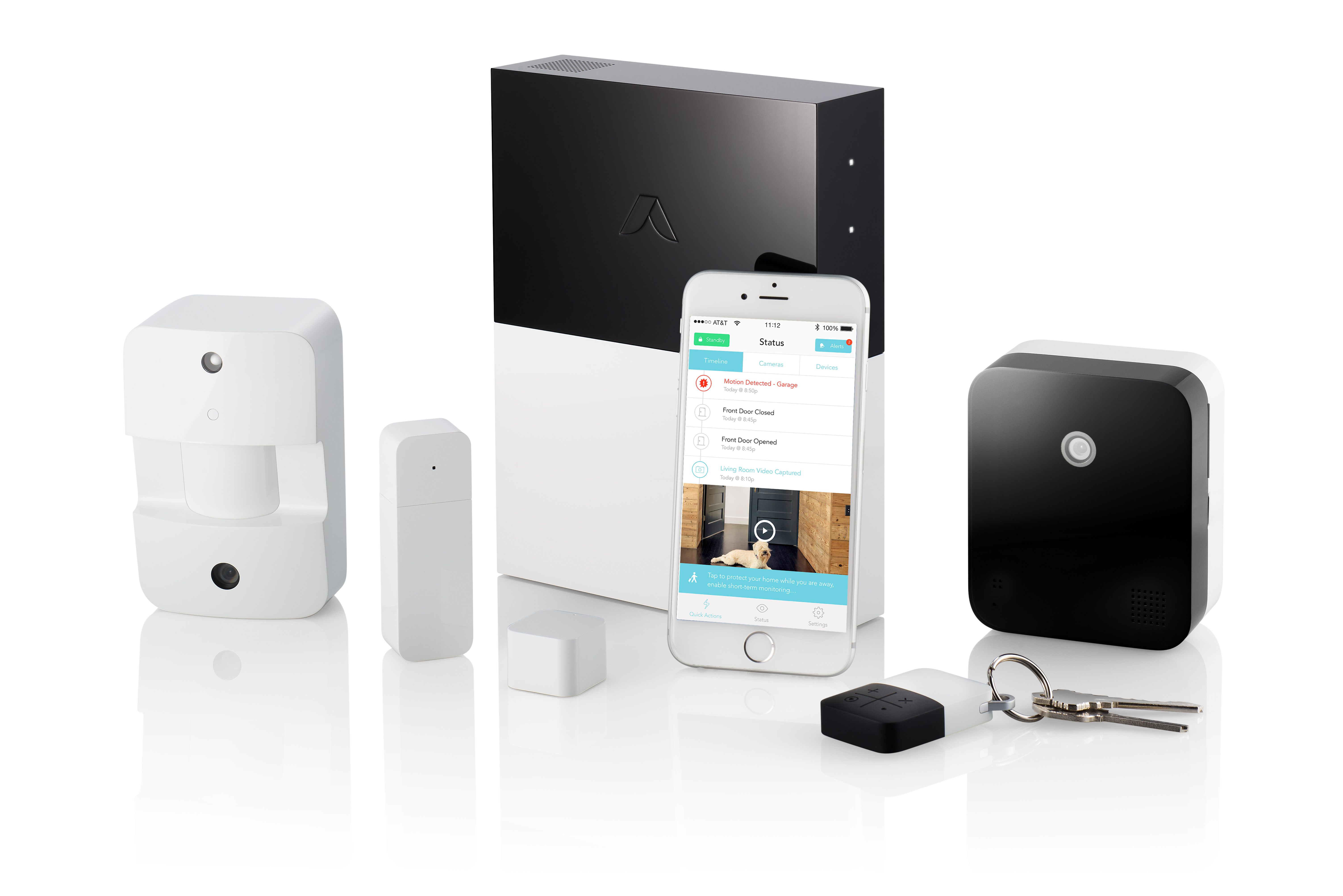 diy flexible home security with powerful smart home engine