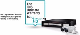 IDIS warranty