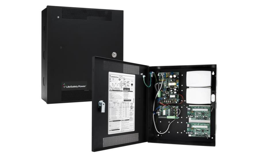 LifeSafety Power Integrates With DMP