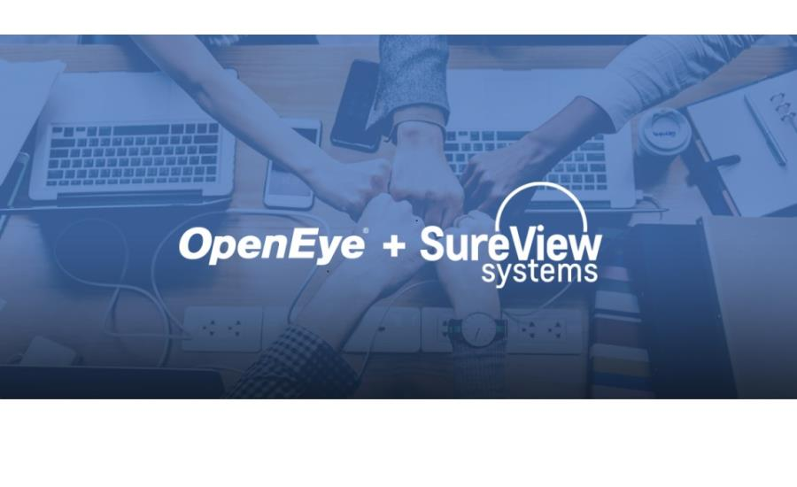OpenEye & SureView Systems Announce Cloud Video, Central Station Integration