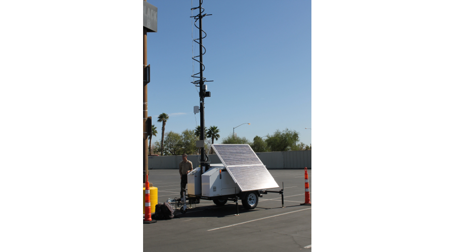 A2000 C40 on Solar Trailer with Logan at UNLV.jpg