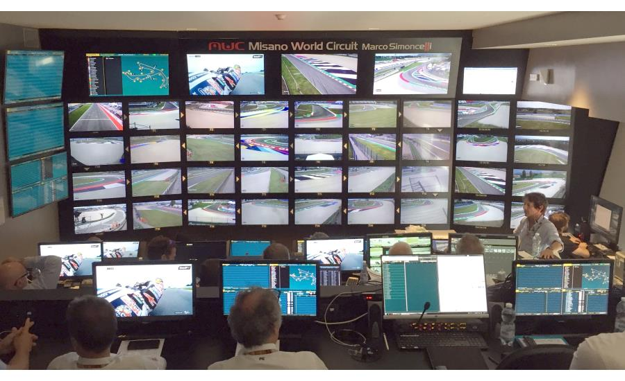 Burning Rubber, Safely: Bosch Equips Race Track With Video Solution