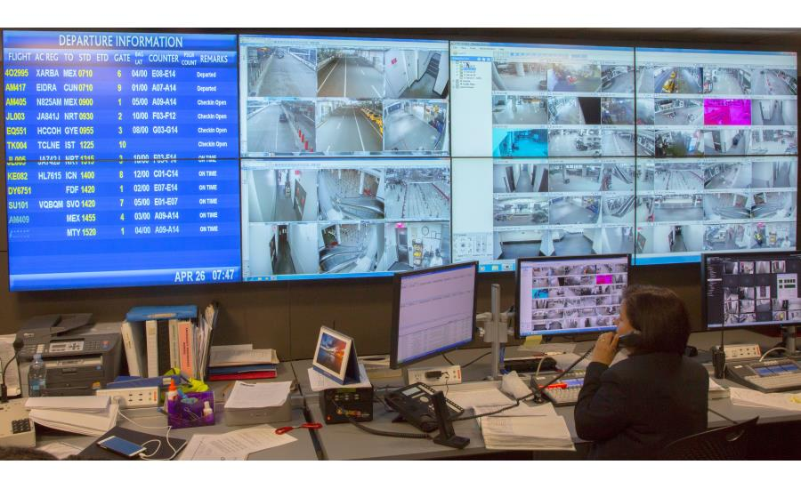 JFK Terminal 1 Improves Security With Milestone Video