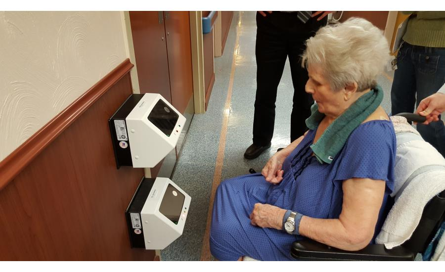 Princeton Identity Upgrades Access Control System with Biometric Iris Recognition at Elder Care Facility