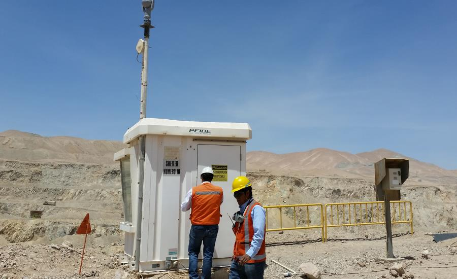 Bosch Cameras Help Make Copper Mining in Chile More Secure