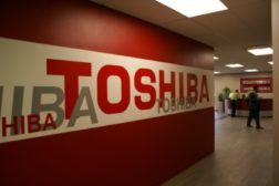 TycoIS brings mobile solution to Toshiba
