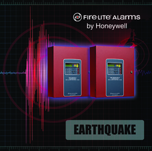 Fire-lite alarms meet earthquake standards