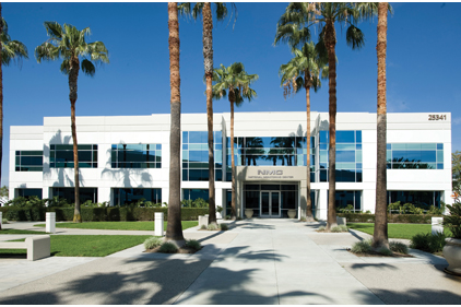 NMC's new headquarters in Lake Forest, Caliornia