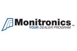 Monitronics logo feature size
