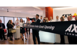 Axis ribbon cutting