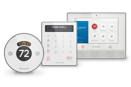 Honeywell Shows a New Premium Connected Home Security System