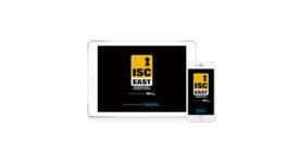 ISC E mobile app