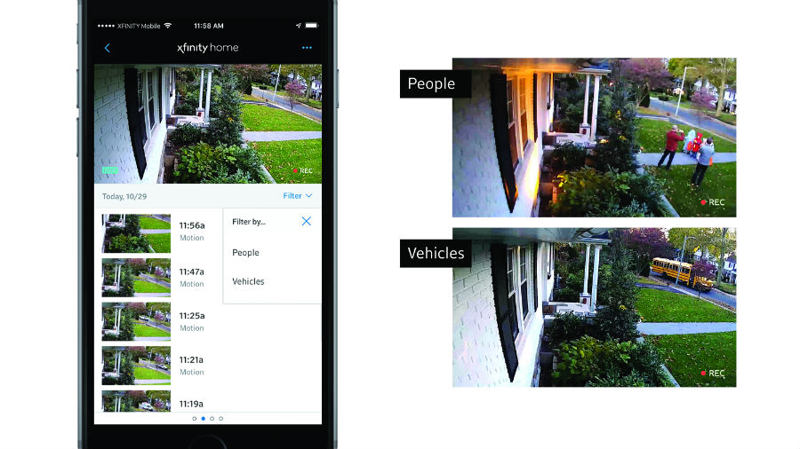 Comcast Raises the Bar on Detecting Package Theft | 2018-11