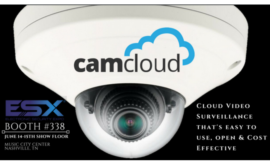 Camcloud/Hanwha Techwin to Demo Joint Cloud Solution at ESX