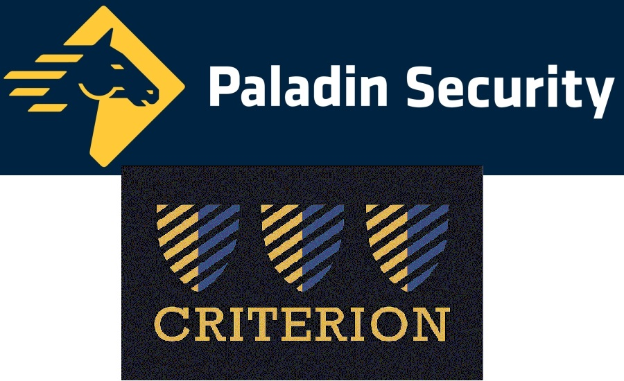 Criterion Security Merges With Paladin Security Group
