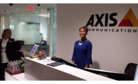 Axis receptionist