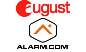 August Alarm.com