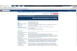 Bosch Blog
