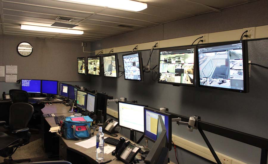 The San Diego Unified School District sought a video surveillance technology solution that could be centrally administered, but also provide HD quality images. PHOTO COURTESY OF MILESTONE
