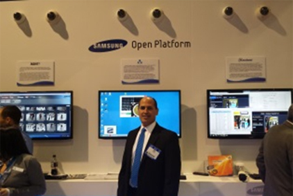 "Open Platform Enables Users to Add Feature ""Apps"" to Samsung"