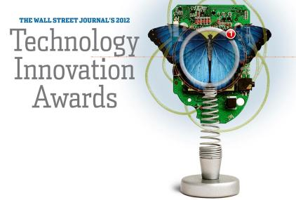 Wall Street Journal Technology Innovation Awards