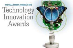 Wall Street Journal Technology Innovation Awards