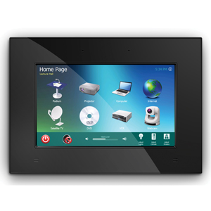 In Wall Touch Panel