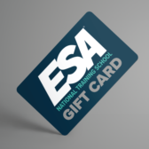 ESA gift card