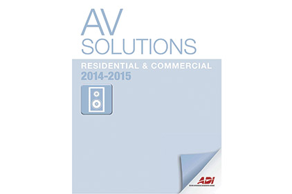 2014 AV solutions guide ADI