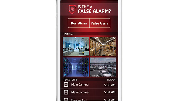 Mobile App Enables Video Alarm Verification