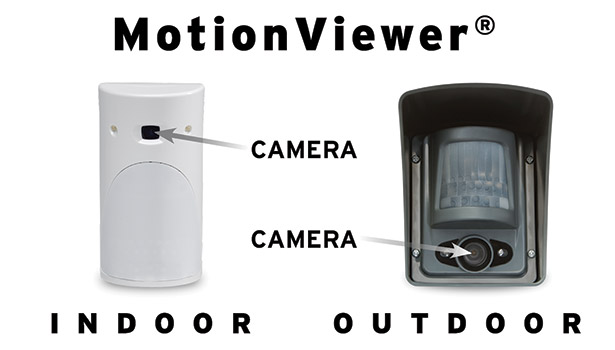 Indoor/Outdoor Battery-Powered Motion & Video Detection