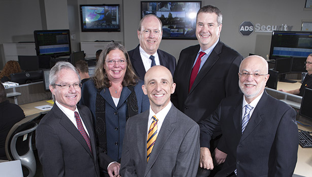 ADS Security's executive team