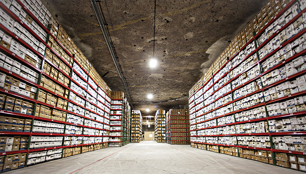 Kentucky Underground Storage stores a diverse range of items, such as medical, legal and educational files, and even boats and RVs, and needed to upgrade its surveillance