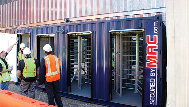 MAC Portals have been installed for a variety of applications including transportation and critical infrastructure.