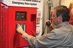 Fire Alarm Panels Communication Requirements