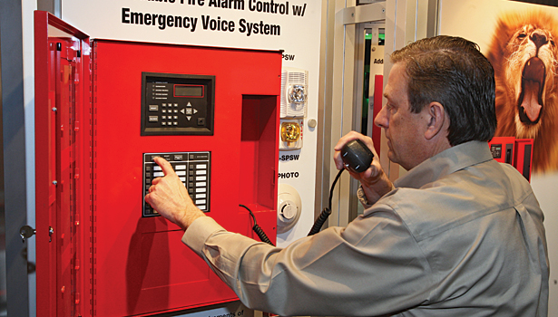 Fire Alarm Panels Communication Requirements
