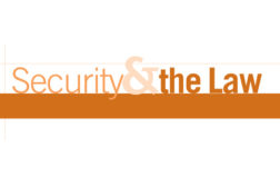 Security & the Law