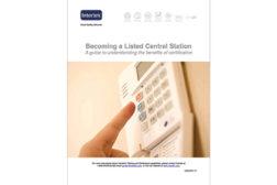 Intertek central station certification