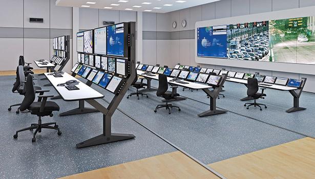 New Operations Center Enhances Healthcare Security 2015