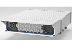 Genetec IP-based automatic license plate recognition (ALPR) cameras